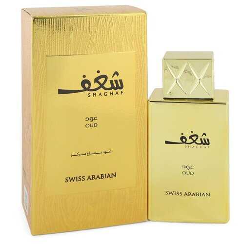 Shaghaf Oud by Swiss Arabian Eau De Parfum Spray 2.5 oz (Women)