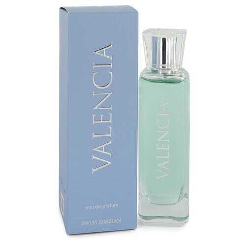Swiss Arabian Valencia by Swiss Arabian Eau De Parfum Spray (unisex) 3.4 oz (Men)