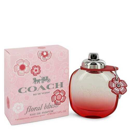 Coach Floral Blush by Coach Eau De Parfum Spray 3 oz (Women)