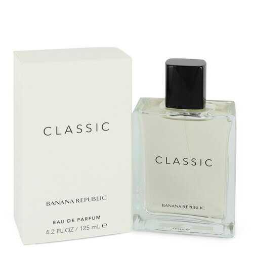 BANANA REPUBLIC Classic by Banana Republic Eau De Parfum Spray (Unisex) 4.2 oz (Men)