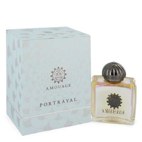Amouage Portrayal by Amouage Eau De Parfum Spray 3.4 oz (Women)