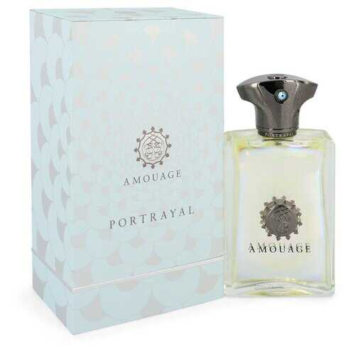 Amouage Portrayal by Amouage Eau De Parfum Spray 3.4 oz (Men)