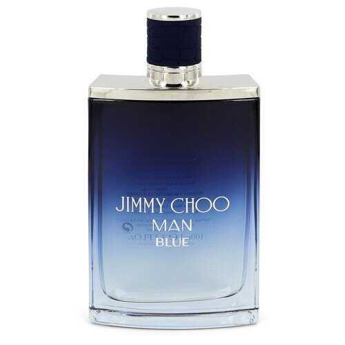 Jimmy Choo Man Blue by Jimmy Choo Eau De Toilette Spray (Tester) 3.3 oz (Men)
