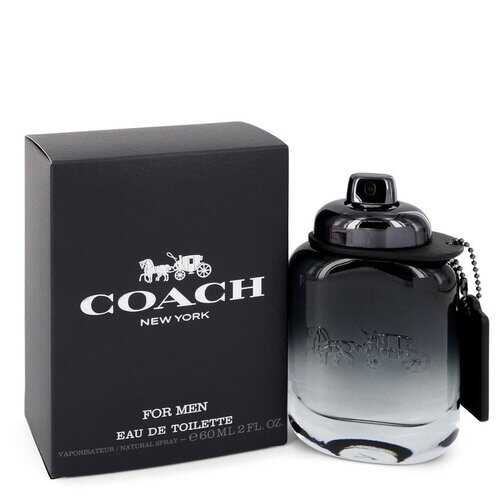 Coach by Coach Eau De Toilette Spray 2 oz (Men)