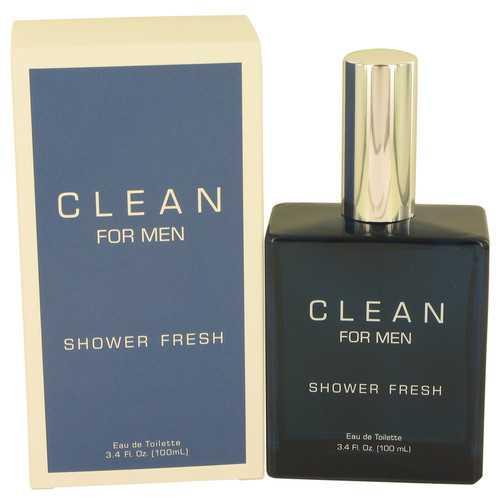 Clean Shower Fresh by Clean Vial (Sample) .03 oz (Men)