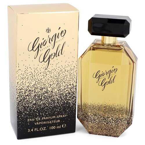 Giorgio Gold by Giorgio Beverly Hills Eau De Parfum Spray 3.4 oz (Women)