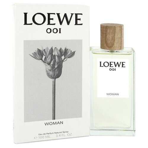 Loewe 001 Woman by Loewe Eau De Parfum Spray 3.4 oz (Women)