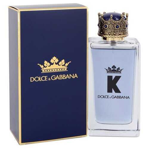 K by Dolce & Gabbana by Dolce & Gabbana Eau De Toilette Spray 3.4 oz (Men)