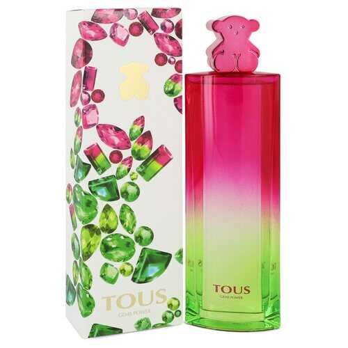 Tous Gems Power by Tous Eau De Toilette Spray 3 oz (Women)
