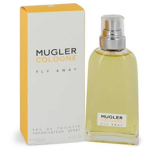 Mugler Fly Away by Thierry Mugler Eau De Toilette Spray (Unisex) 3.3 oz (Women)