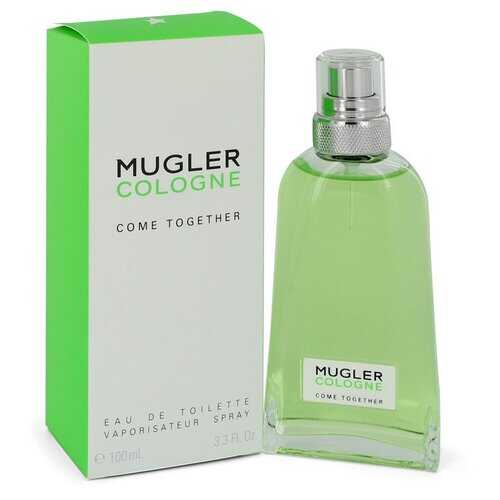 Mugler Come Together by Thierry Mugler Eau De Toilette Spray (Unisex) 3.3 oz (Women)