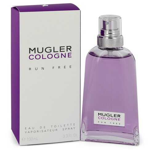 Mugler Run Free by Thierry Mugler Eau De Toilette Spray (Unisex) 3.3 oz (Women)