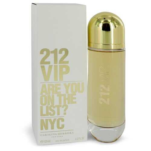 212 Vip by Carolina Herrera Eau De Parfum Spray 4.2 oz (Women)