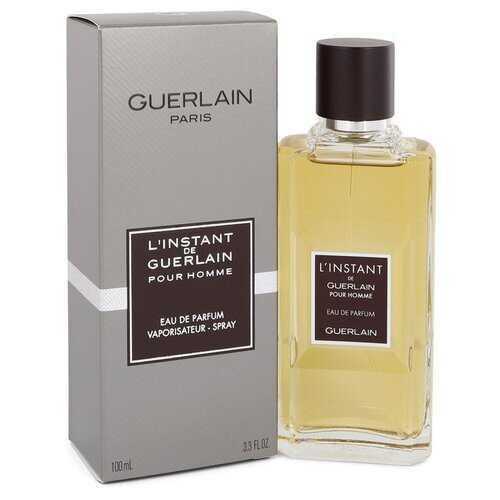 L'instant by Guerlain Eau De Parfum Spray 3.3 oz (Men)