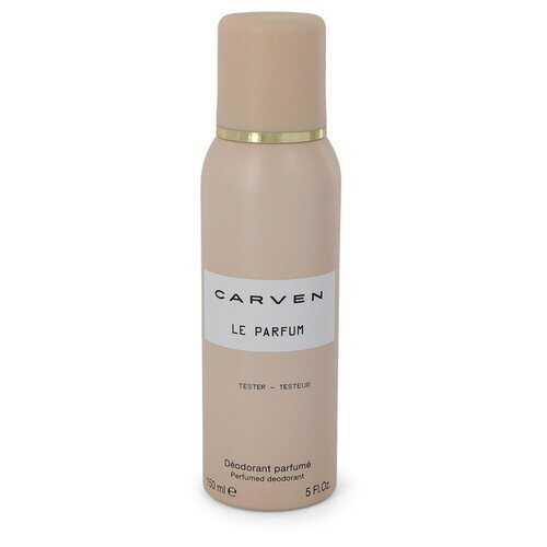 Carven Le Parfum by Carven Deodorant Spray (Tester) 5 oz (Women)