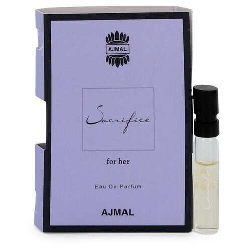 Ajmal Sacrifice by Ajmal Vial (sample) .05 oz (Women)