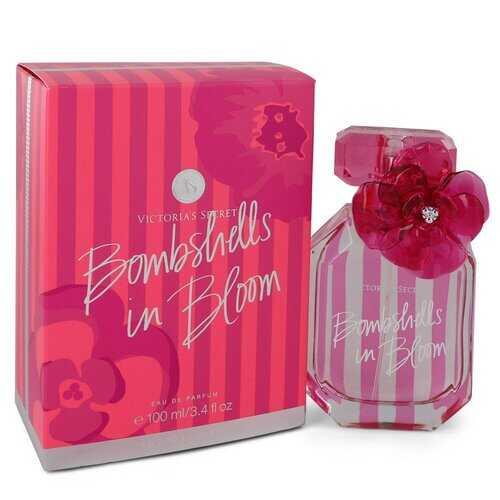 Bombshell Intense by Victoria's Secret Eau De Parfum Spray 3.4 oz (Women)