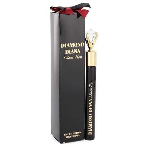 Diamond Diana Ross by Diana Ross Mini EDP Roller Ball Pen .34 oz (Women)