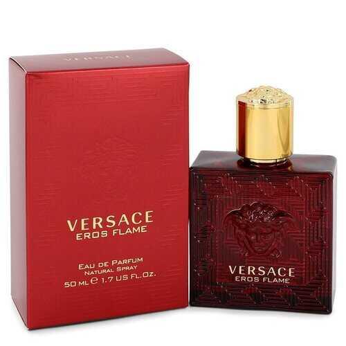 Versace Eros Flame by Versace Eau De Parfum Spray 1.7 oz (Men)