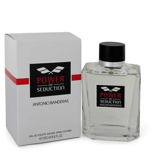 Power of Seduction by Antonio Banderas Eau De Toilette Spray 6.7 oz (Men)