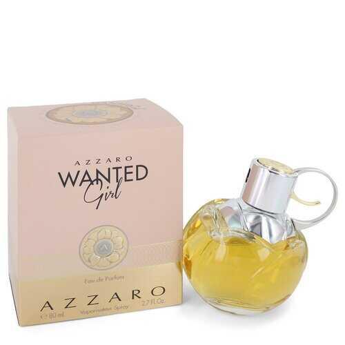 Azzaro Wanted Girl by Azzaro Eau De Parfum Spray 2.7 oz (Women)