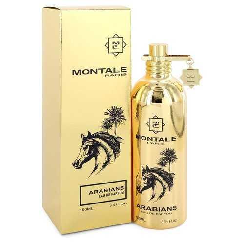 Montale Arabians by Montale Eau De Parfum Spray (Unisex) 3.4 oz (Women)