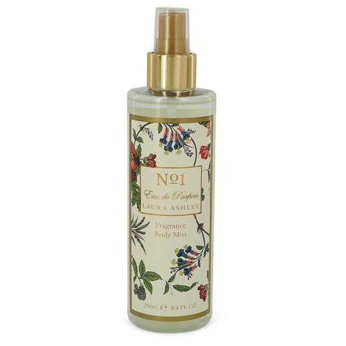 Laura Ashley No. 1 by Laura Ashley Fragrance Body Mist Spray 8.4 oz (Women)
