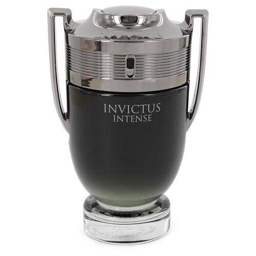 Invictus Intense by Paco Rabanne Eau De Toilette Intense Spray (Tester) 3.4 oz (Men)