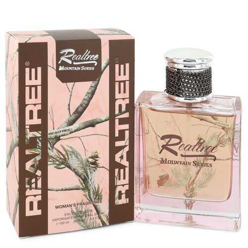 Realtree Mountain Series by Jordan Outdoor Eau De Toilette Spray 3.4 oz (Women)