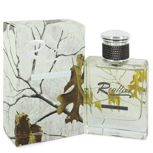 Realtree American Trail by Jordan Outdoor Eau De Parfum Spray 3.4 oz (Women)