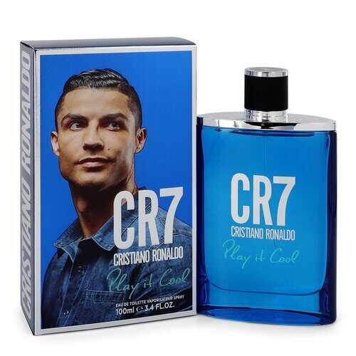 CR7 Play It Cool by Cristiano Ronaldo Eau De Toilette Spray 3.4 oz (Men)