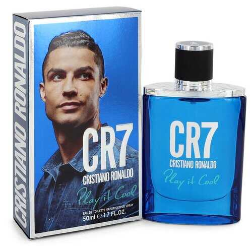 CR7 Play It Cool by Cristiano Ronaldo Eau De Toilette Spray 1.7 oz (Men)