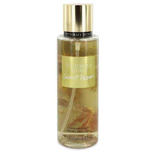 Victoria's Secret Coconut Passion by Victoria's Secret Fragrance Mist Spray 8.4 oz (Women)