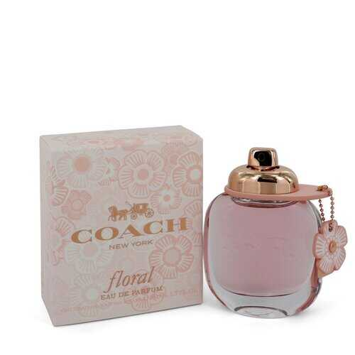 Coach Floral by Coach Eau De Parfum Spray 1.7 oz (Women)