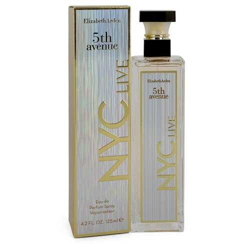 5th Avenue NYC Live by Elizabeth Arden Eau De Parfum Spray 4.2 oz (Women)