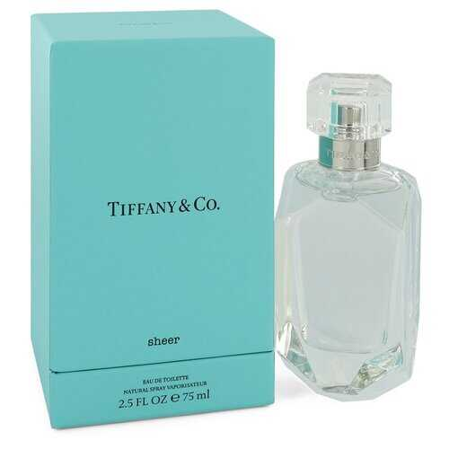 Tiffany Sheer by Tiffany Eau De Toilette Spray 2.5 oz (Women)