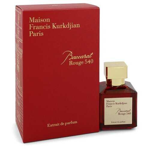 Baccarat Rouge 540 by Maison Francis Kurkdjian Extrait De Parfum Spray 2.4 oz (Women)