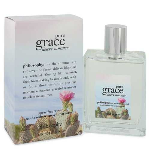 Pure Grace Desert Summer by Philosophy Eau De Toilette Spray 4 oz (Women)