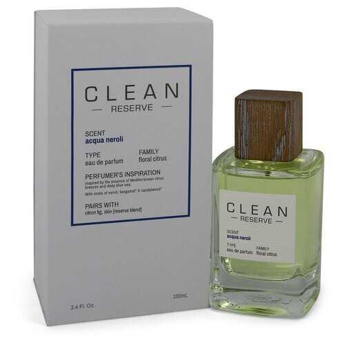 Clean Reserve Acqua Neroli by Clean Eau De Parfum Spray 3.4 oz (Women)
