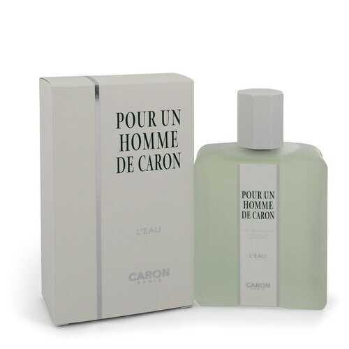 Caron Pour Homme L'eau by Caron Eau De Toilette Spray 4.2 oz (Men)