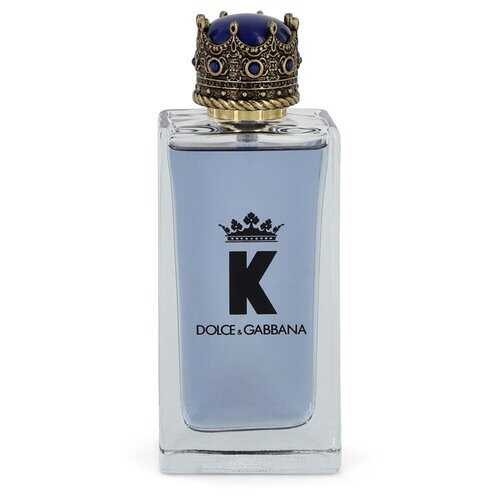K by Dolce & Gabbana by Dolce & Gabbana Eau De Toilette Spray (Tester) 3.4 oz (Men)