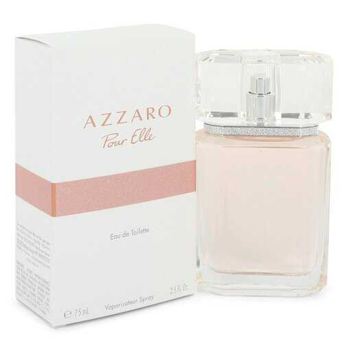 Azzaro Pour Elle by Azzaro Eau De Toilette Spray 2.5 oz (Women)