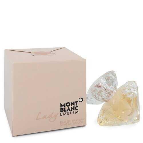Lady Emblem by Mont Blanc Eau De Parfum Spray 1.7 oz (Women)