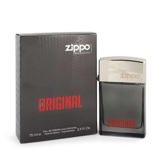 Zippo Original by Zippo Eau De Toilette Spray 2.5 oz (Men)