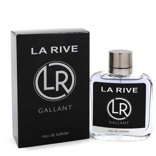 La Rive Gallant by La Rive Eau De Toilette Spray 3.3 oz (Men)