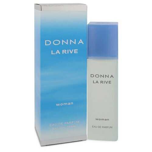 La Rive Donna by La Rive Eau De Parfum Spray 3 oz (Women)