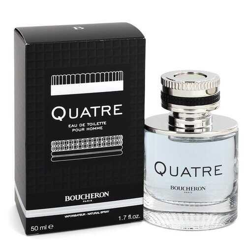 Quatre by Boucheron Eau De Toilette Spray 1.7 oz (Men)