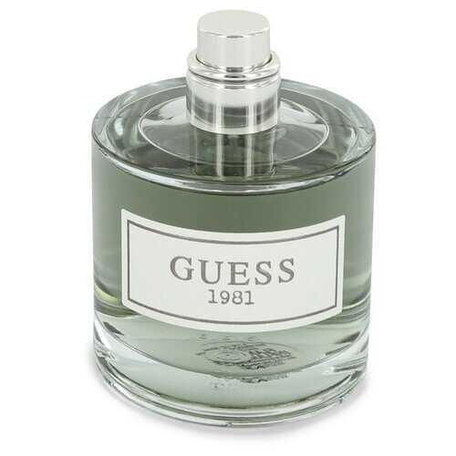 Guess 1981 by Guess Eau De Toilette Spray (Tester) 1.7 oz (Men)