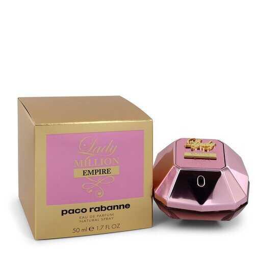 Lady Million Empire by Paco Rabanne Eau De Parfum Spray 1.7 oz (Women)