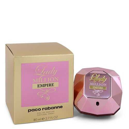 Lady Million Empire by Paco Rabanne Eau De Parfum Spray 2.7 oz (Women)